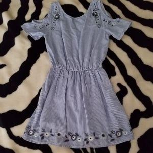 Abercrombie kids dress  size  7/8